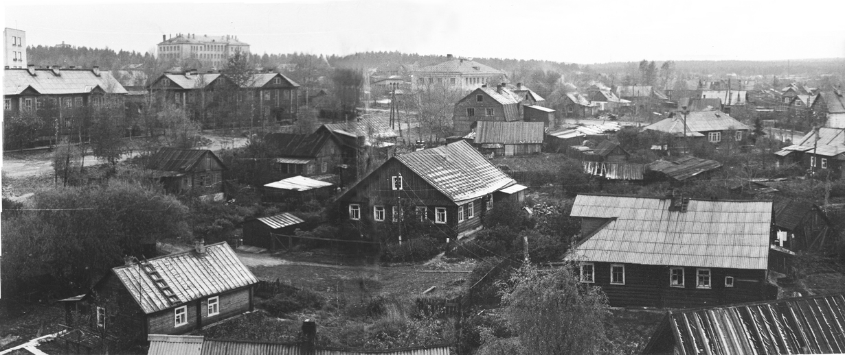 Фотографии старого лесосибирска