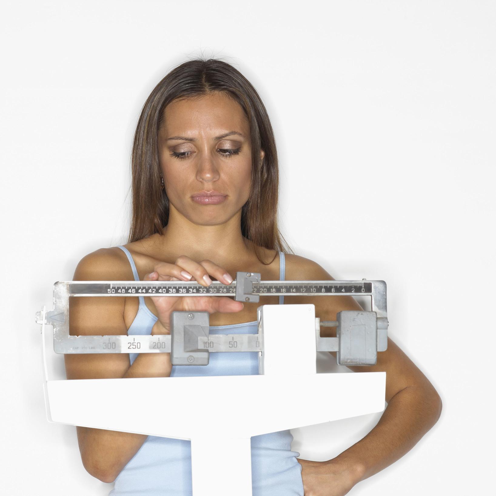 Методики похудения для женщин