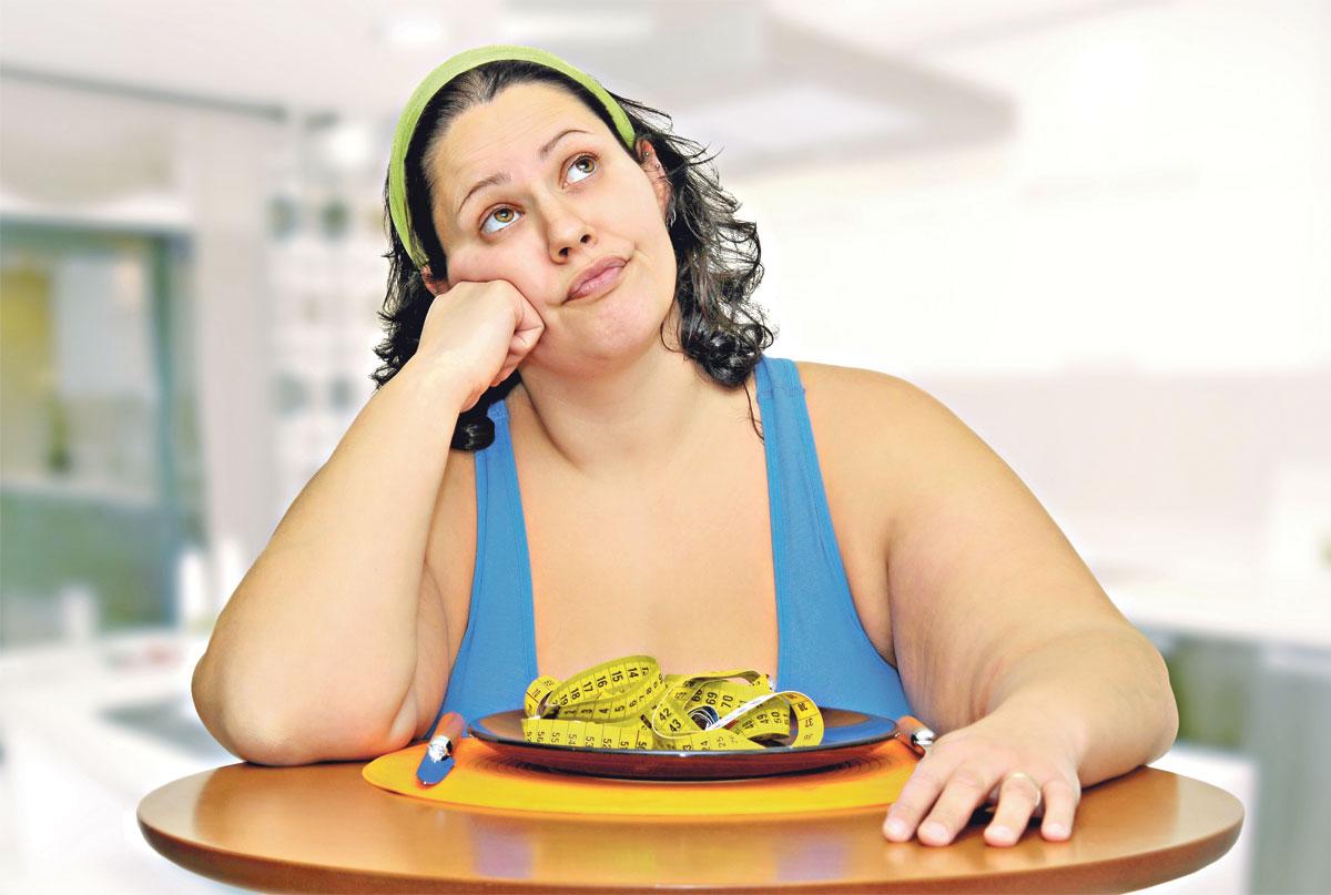 Медики исследовали парадокс ожирения: худеть не обязательно