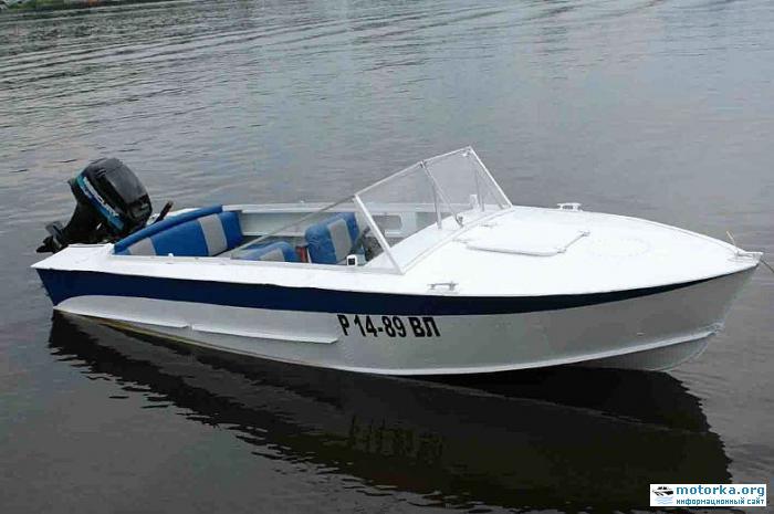 Тюнинг для лодки прогресс 4