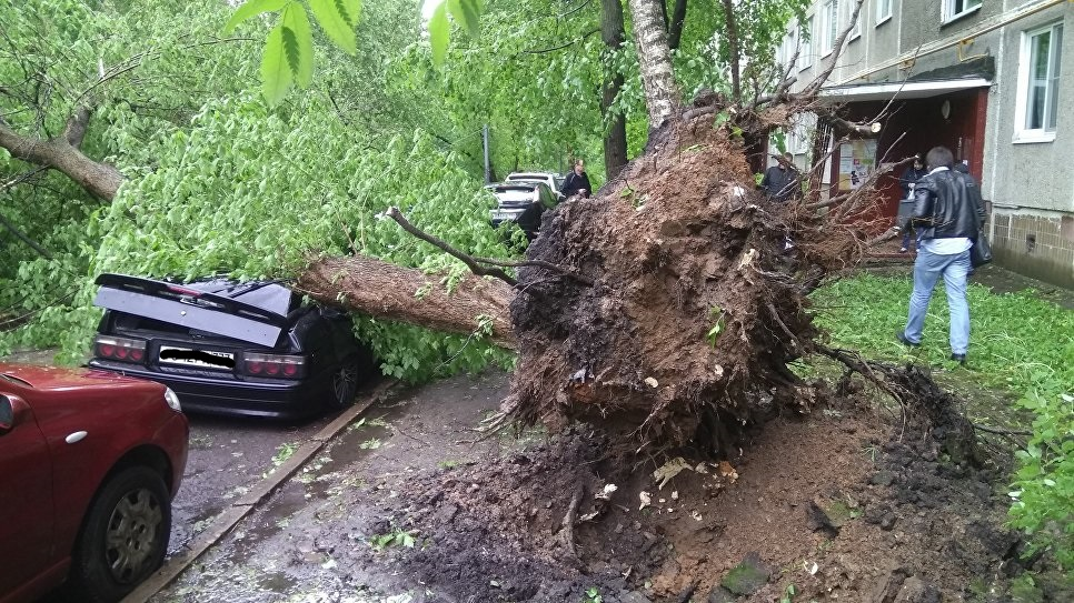Ураган ирма достиг флориды