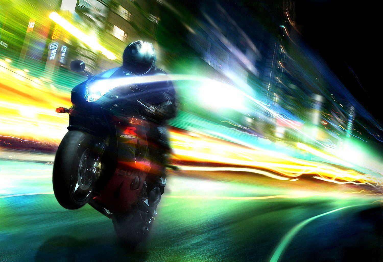 жизни картинки скорости мотоциклиста основное предназначение
