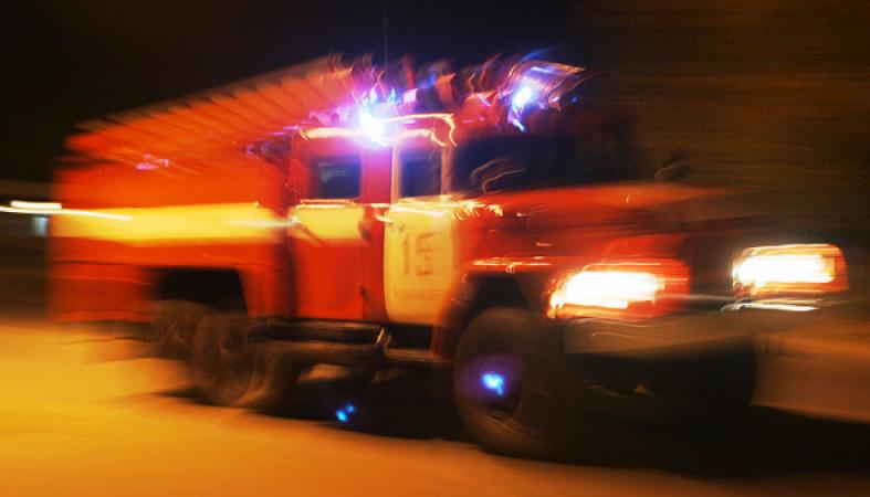 Три ребенка погибли в результате пожара в Кызылорде