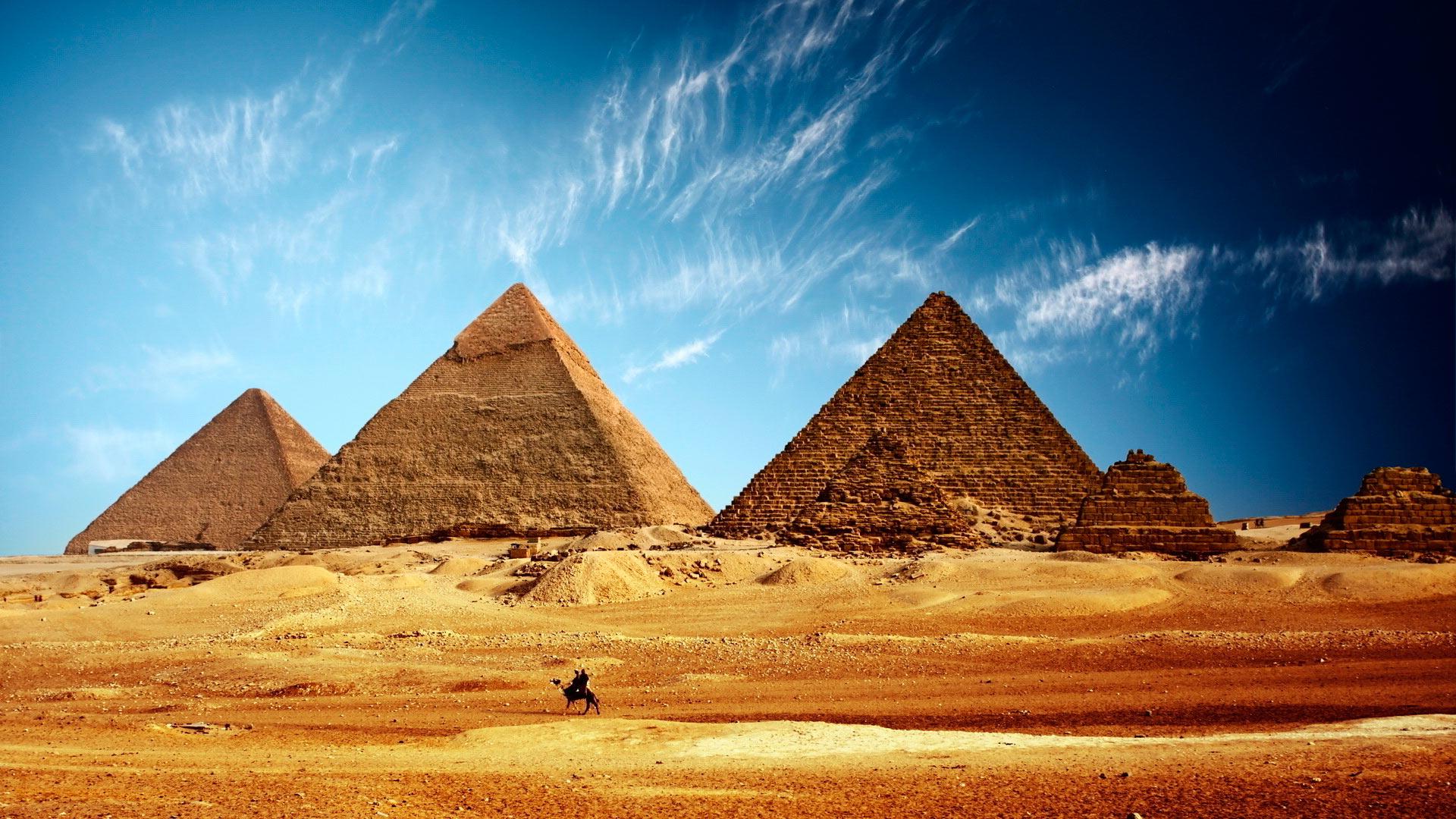 Ägypten Ägyptische Pyramiden