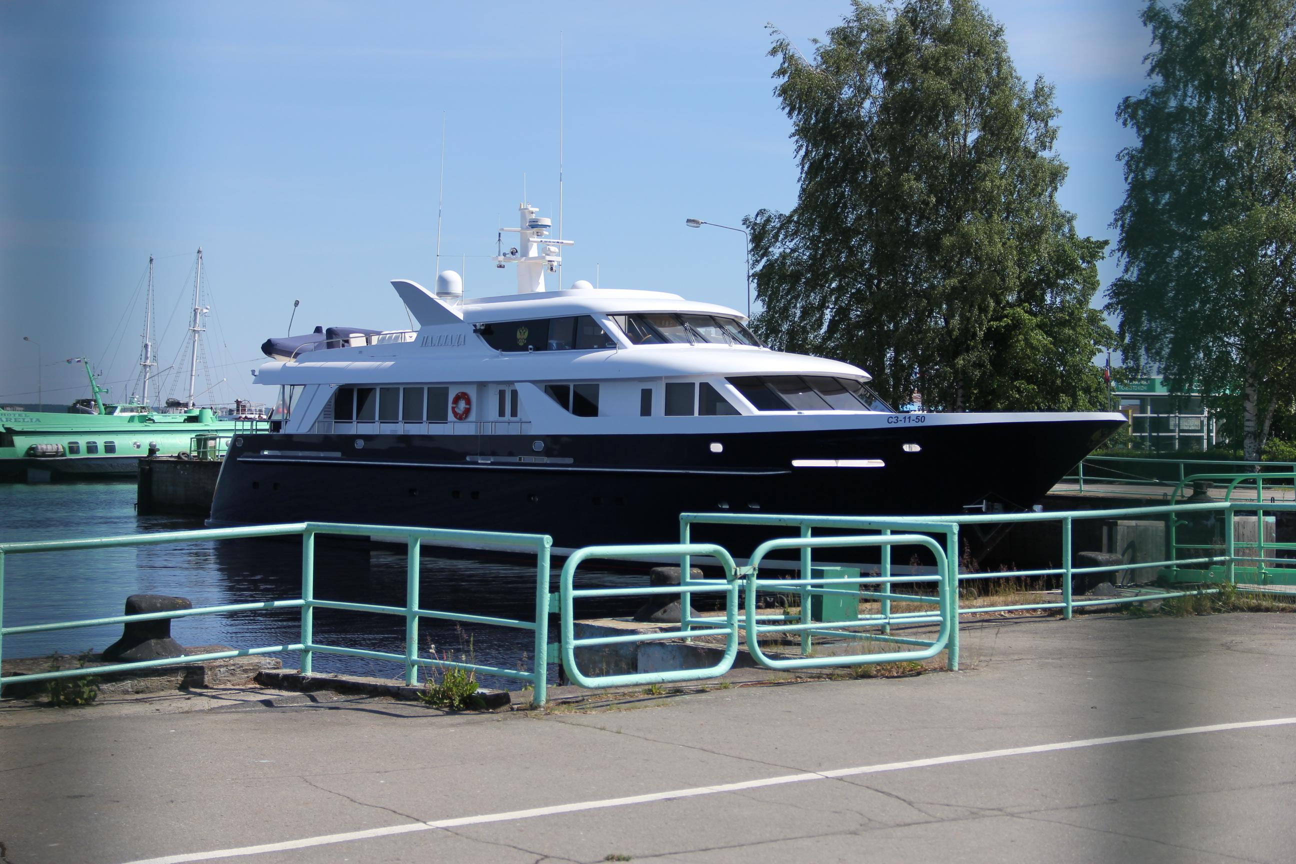 Яхта паллада фото