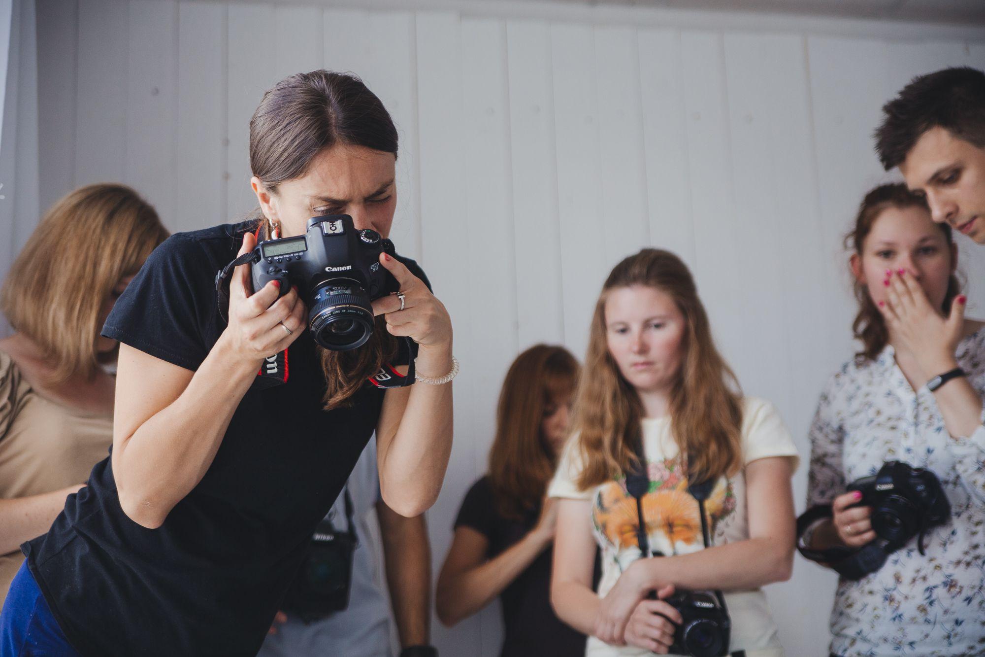моих любимых вузы где учат на фотографа за границей хотел всему научиться