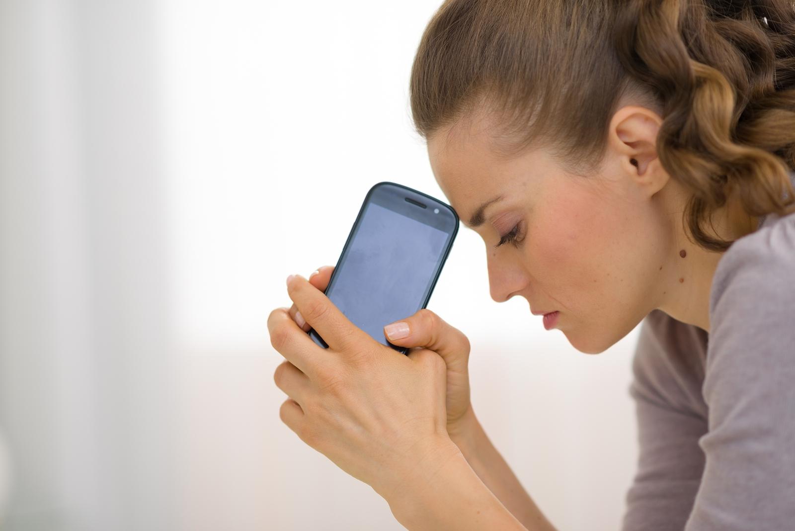 Мошенничество с сотовыми телефонами никогда вырастет
