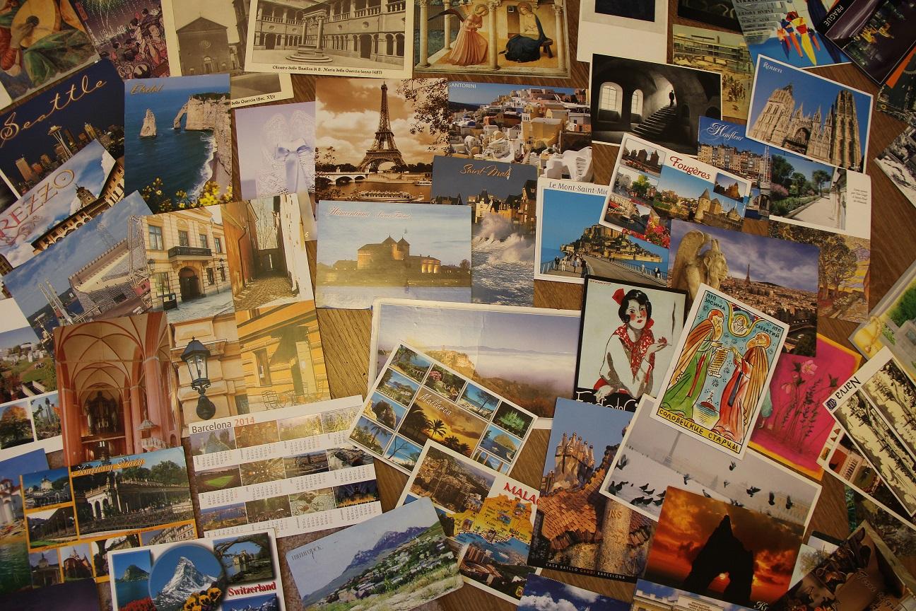Коллекционеры открыток это
