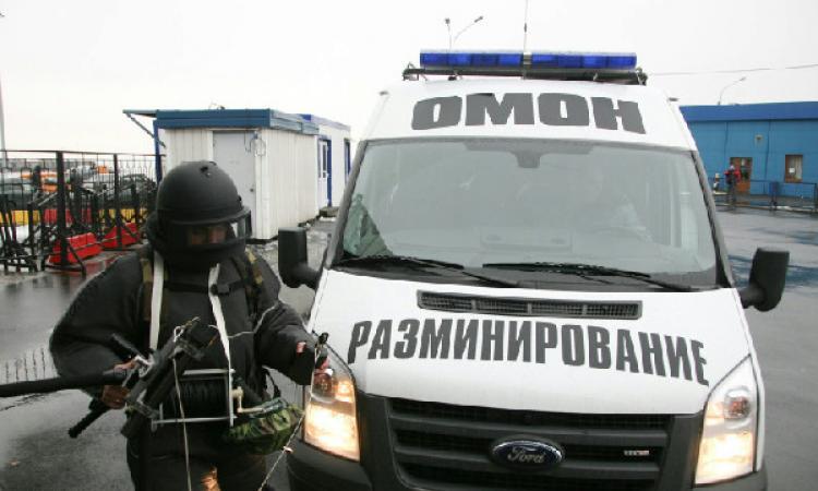 В Дубне специалисты ОМОНа обезвредили боеприпасы