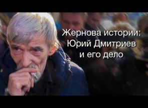 Жернова истории: Юрий Дмитриев и его дело
