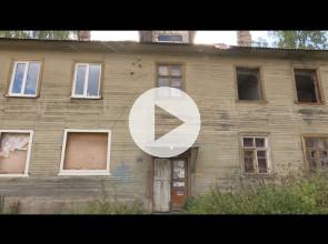Семья из Петрозаводска два года живет в доме, которого нет
