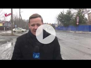 """""""Дежурный по городу"""": С петрозаводских дорог вместе со снегом сошел асфальт"""
