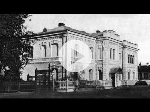 «Старый город». Петрозаводск Вячеслава Лядинского