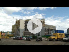 Срок сдачи Перинатального центра под угрозой срыва