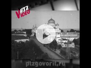 Петрозаводск на кадрах кинохроники, снятой почти сто лет назад