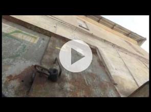 Ледяная проблема жителей дома №2 по ул  Каменоборской