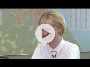 Ирина  Мирошник о городе, власти и мечтах