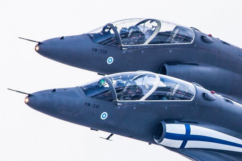 Крупнейшие учения ВВС НАТО стартовали вФинляндии