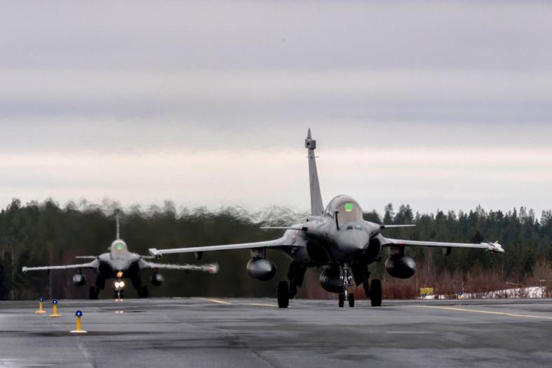 ВФинляндии начались учения Arctic Challenge Exercise