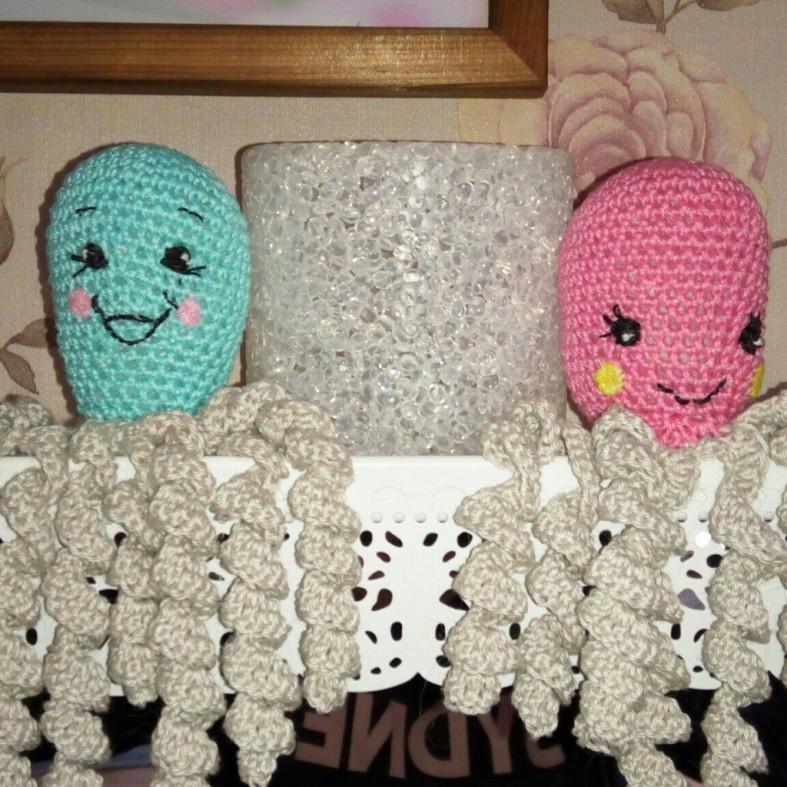 Осьминожек и носочки собирают в Карелии для недоношенных ...