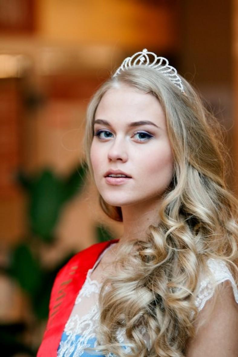 Девушка из Петрозаводска может стать самой красивой студенткой России  Девушка из Петрозаводска может стать самой красивой студенткой России