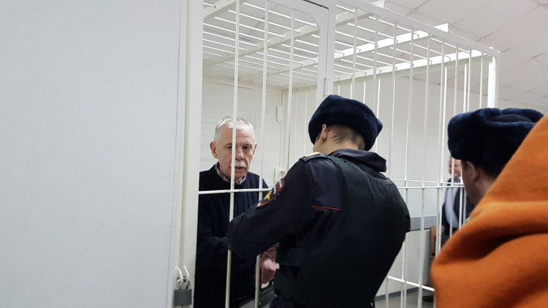 ВПетрозаводске оглашают вердикт экс-главе Карелии Нелидову