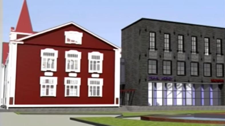 Реконструкция старинного здания в центре Петрозаводска может начаться уже в следующем году  Реконструкция старинного здания в центре Петрозаводска может начаться уже в следующем году