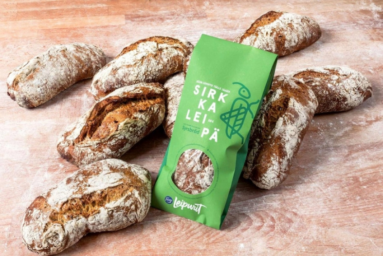 ВФинляндии будут торговать хлеб изсверчков