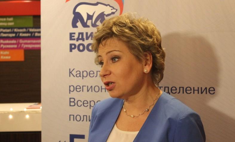 «Единая Россия» в Карелии уверена, что укрепила доверие и партийные ряды  «Единая Россия» в Карелии уверена, что укрепила доверие и партийные ряды
