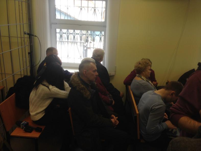 ВКарелии начинается суд над виновными втрагедии наСямозере