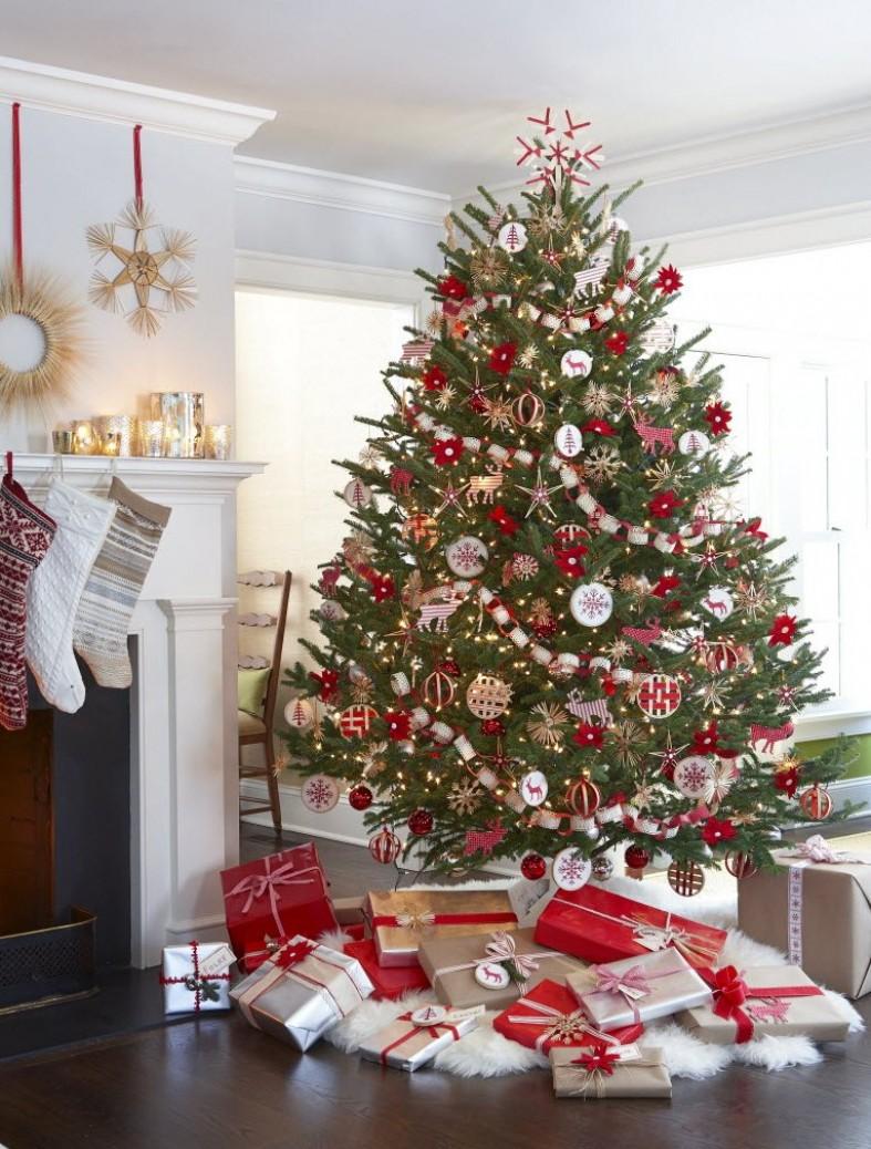 christmas tree decorations - 758×1000