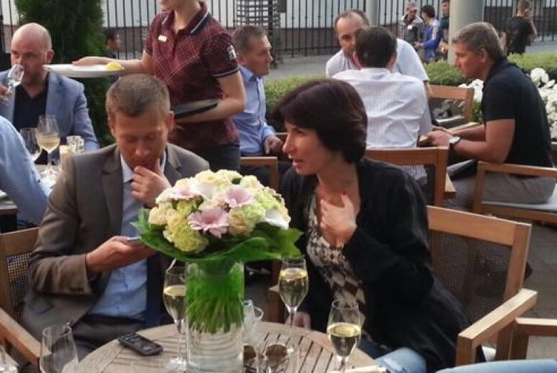 Известная телеведущая выходит замуж заколлегу, ФОТО— Ирада Зейналова