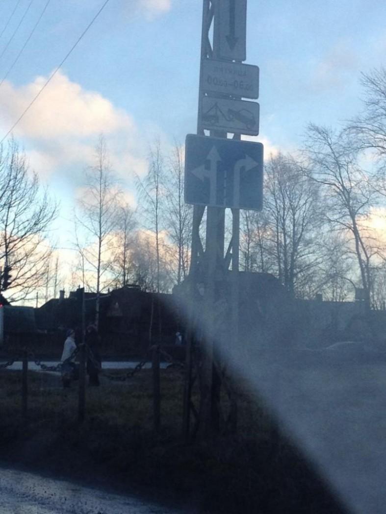 На одном из оживленных перекрестков Петрозаводска изменилась организация движения