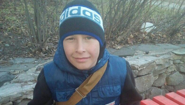 ВКарелии без вести пропал тринадцатилетний Ярослав Воеводин