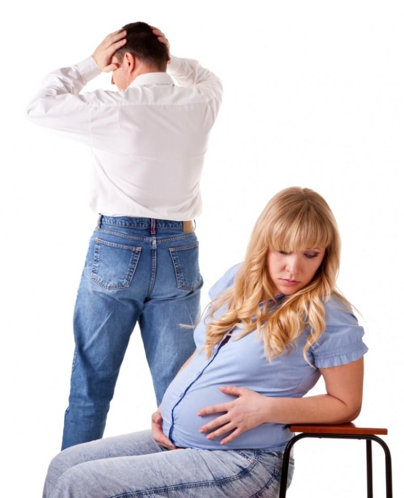 Шлепать беременную жену