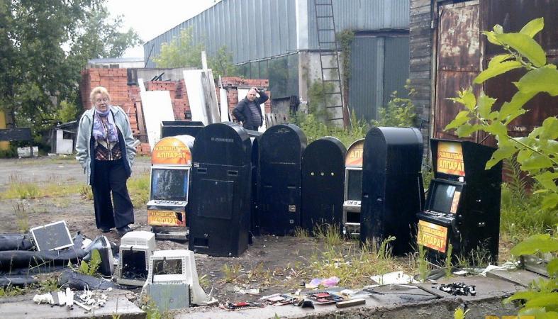 Г.петрозаводск игровые автоматы игровые аппараты компания новая эра цена