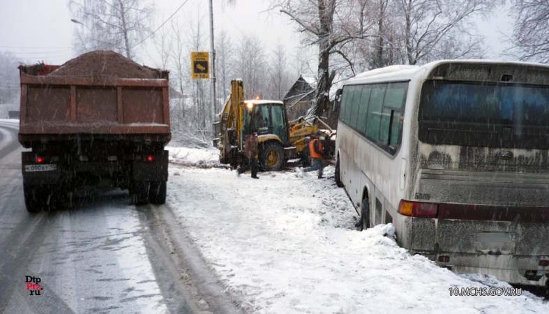 В ГИБДД сообщили о серьезной ситуации на дорогах Карелии