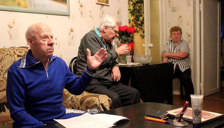 Омбудсмен Элла Памфилова вмешалась в ситуацию с голодающими в Петрозаводске ветеранами
