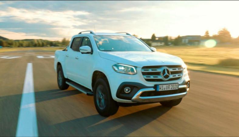 Mercedes отзывает 762 авто вРоссии из-за возможных неполадок