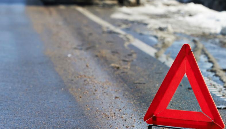 В Мурманской области из-за метели столкнулись 14 машин в двух ДТП