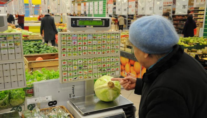 Инфляция вУкраинском государстве ускоряется,— Госстат