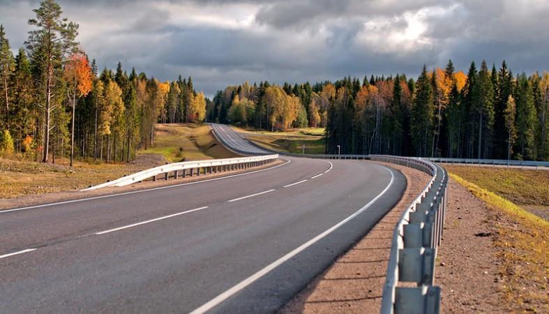 Открыто движение по новейшей дороге вЛенинградской области