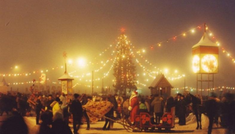 Стало известно расписание гуляний в новогоднюю ночь в Петрозаводске