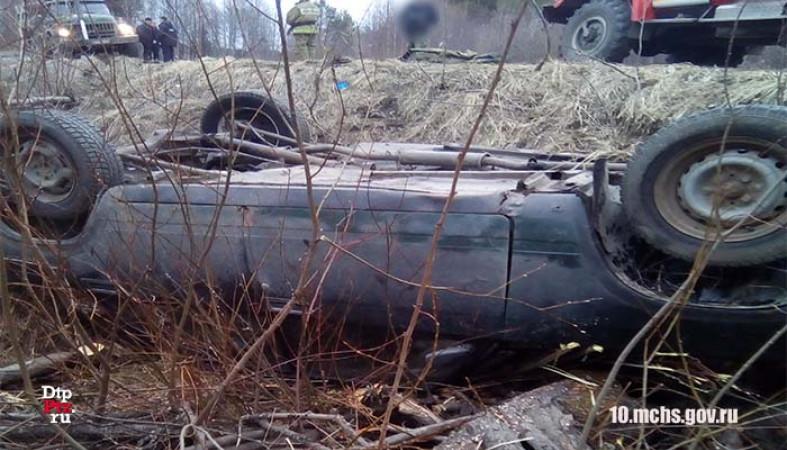 Смертельное ДТП натрассе вКарелии: ГИБДД разыскивает очевидцев