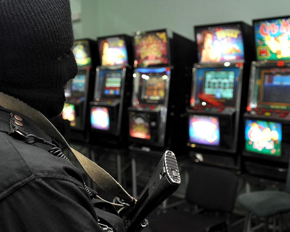 Дело о подпольных казино в подмосковье однорукие бандиты игровые автоматы