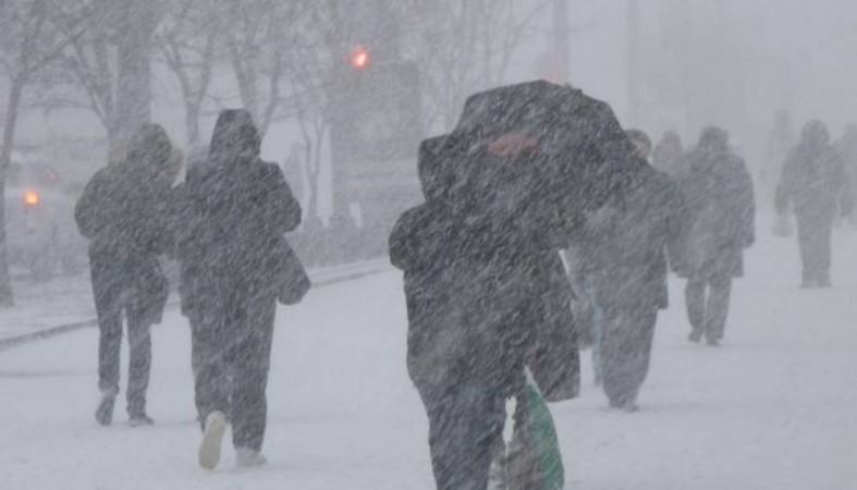 МЧС объявило оштормовом предупреждении вПриморском крае 8 и9января