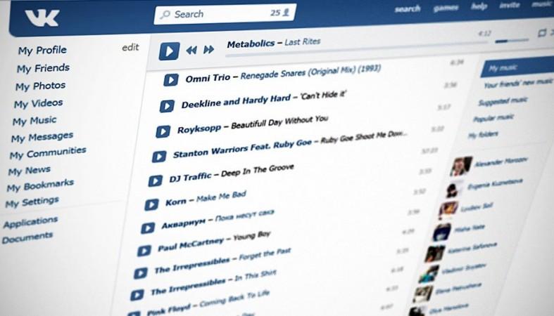 «ВКонтакте» и «Одноклассники» ввели платную подписку на музыку