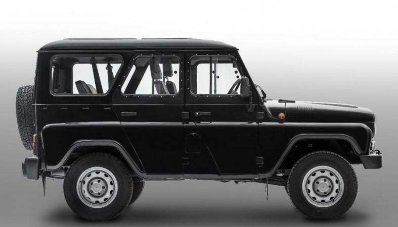 УАЗ выпустит новые версии собственных джипов для экспортных рынков