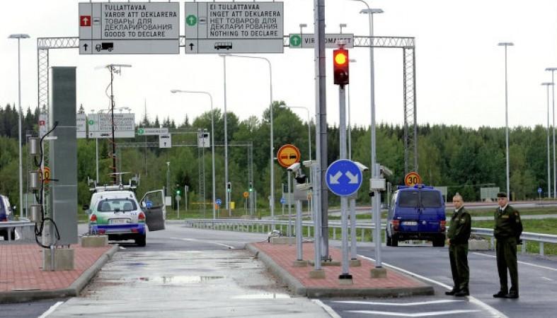 Финляндия отменила особый режим награнице вРоссией