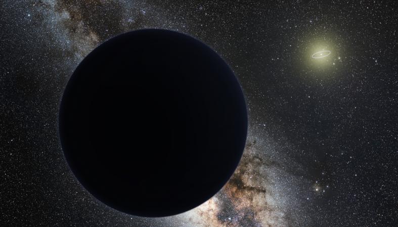 «Девятая планета» грозит Земли— Ученые